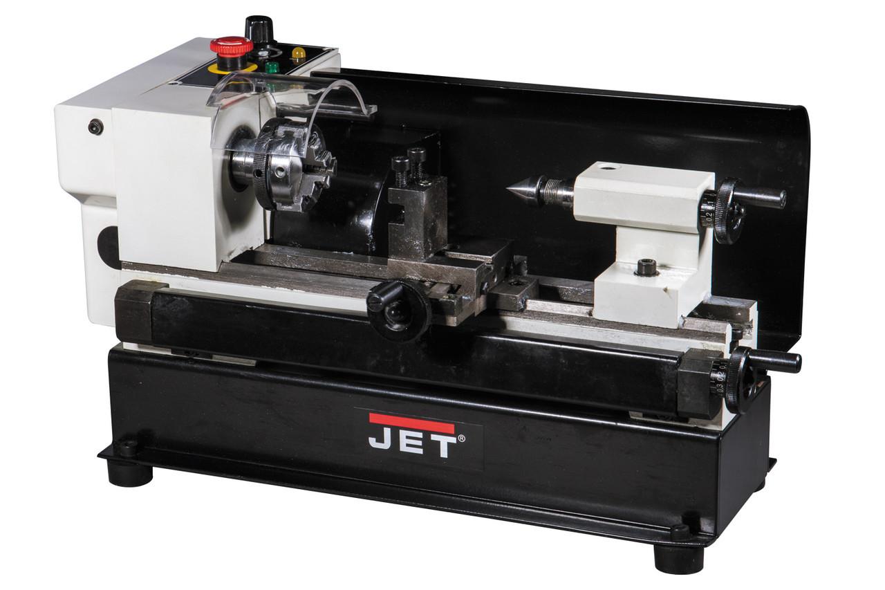 Станок токарный по металлу JET BD-3