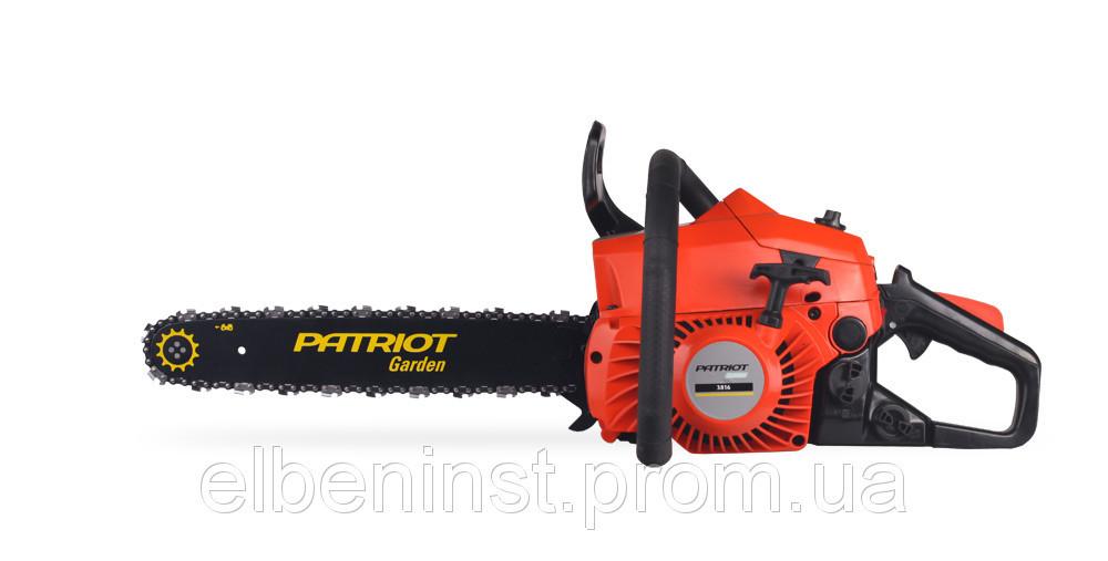 Бензопила PATRIOT 3816