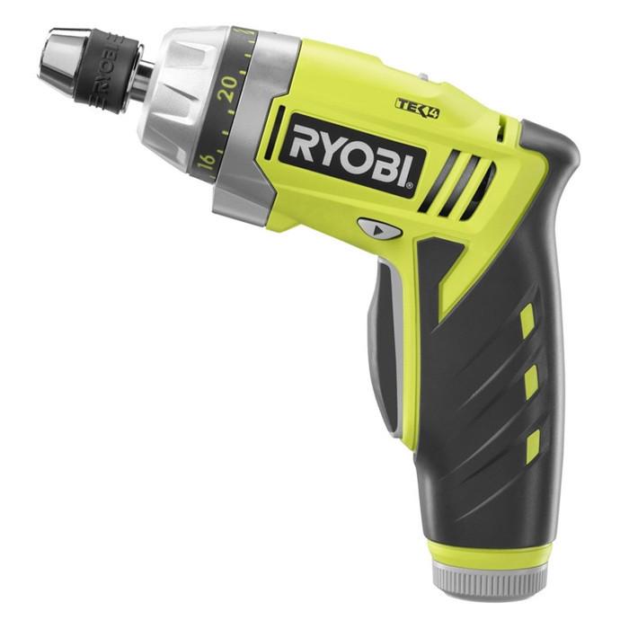 Отвертка аккумуляторная RYOBI CSD42L