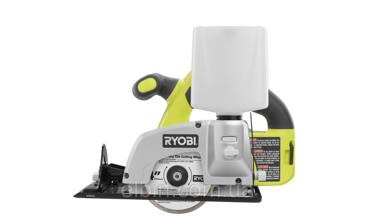 Плиткорез аккумуляторный RYOBI LTS180 M (каркас)