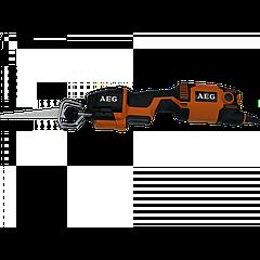 Пила сабельная  AEG US400XE