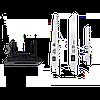 Пила сабельная  AEG US400XE, фото 6