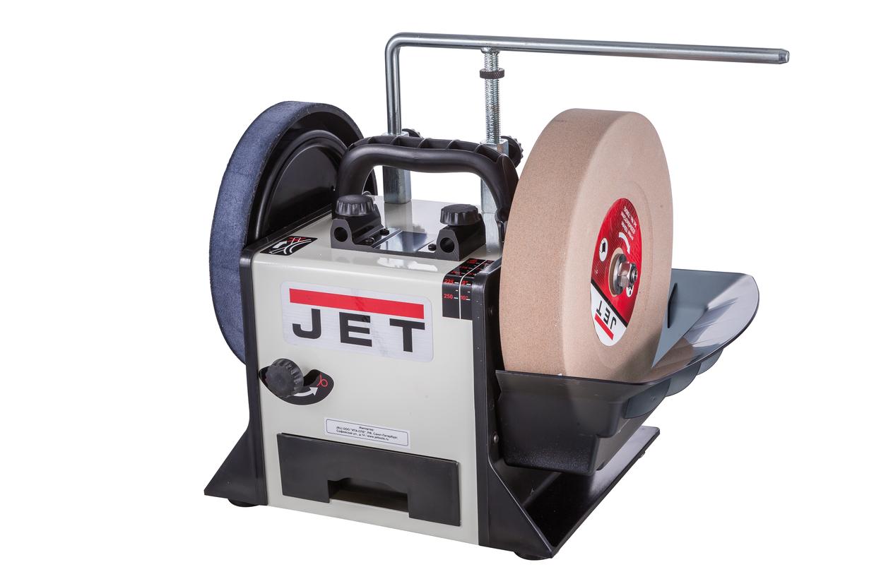 Шлифовально полировальный станок JET JSSG-10