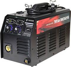 Зварювальний інверторний напівавтомат Titan ПИСПА215С