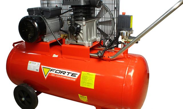 Компрессор Forte ZA 65-50 (ременной 50 л.)