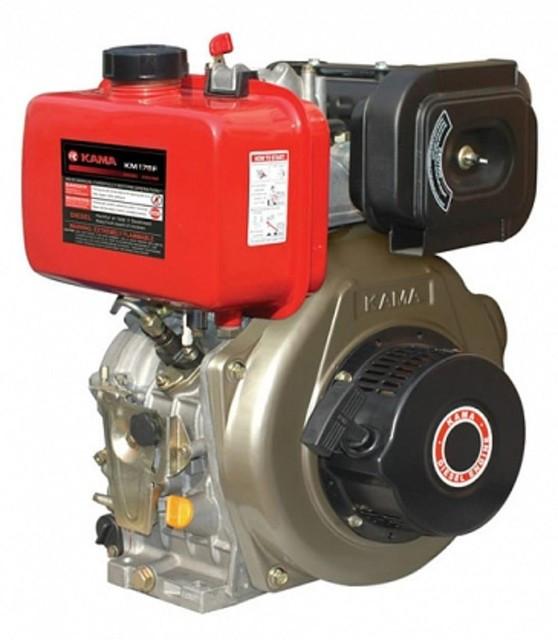 Двигатель дизельный KAMA KM178F