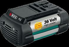Акумулятор 36 V 4.5 Ah Li-Ion BOSCH