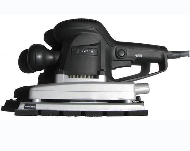 Вибрационная шлифовальная машина Титан ППШМ320