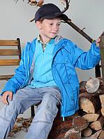 Ветровка с флисовой подстежкой (для мальчика)