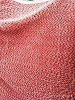 Велюр мебельный на чехлы автобусов сублимация красные стрелки