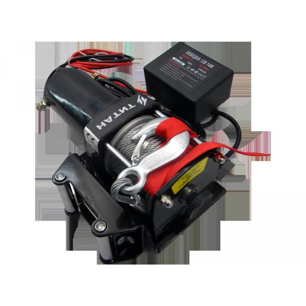 Лебідка автомобільна Титан БАЛ70-14