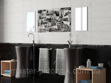 Плитка облицовочная  для ванных комнат  Absolute