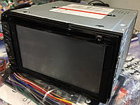 Магнитола Pioneer PI-8018 GPS + AV-In + DVD + Bluetooth + Переходная рамка!, фото 1