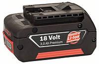 Акумулятор 18 V 3,0Ah Li-Ion BOSCH