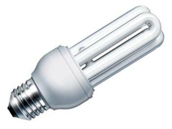 Ультрафиолетовая U-образныя лампа 3U 20W/BL