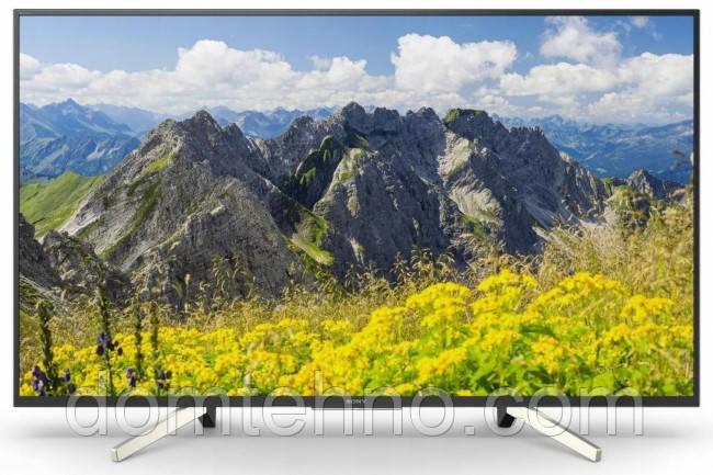 Телевизор SONY 55XF7596