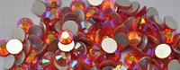 Камни Сваровски, 1440 шт, цвет: гиоцинт хамелион, №4 (1,5 мм)