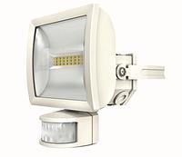 Светодиодный прожектор 10 Вт с датчиком движения theLeda E10 WH th 1020911