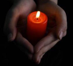 Ритуалы для красных свечей.