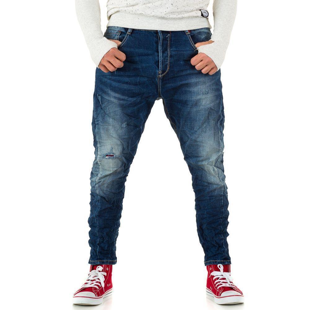 Мужские джинсы Y. Two Jeans, размер 30 - синий - KL-H-S829-синий 30