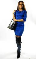 Стильное и нарядное женское платье