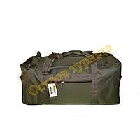 Сумка рюкзак военная дорожная 1224 хаки 70 литров, фото 1