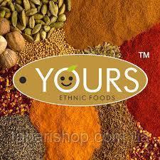 Специи из Индии ТМ Yours Ethnic Foods