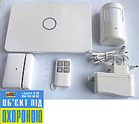 Комплект GSM сигнализации TESLA SECURITY GSM-800
