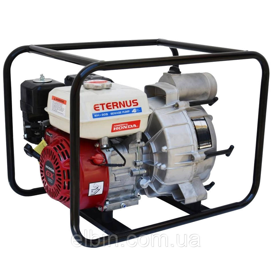 Мотопомпа высокого давления Eternus WH30S