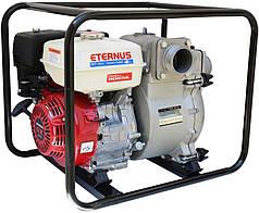 Мотопомпа для полугрязной води Eternus WT30X