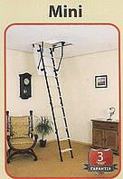 Сходи на горище Oman Mini 80-60,80-70. Оман мансардні сходи, драбина для горища Львів,ціна ,купити