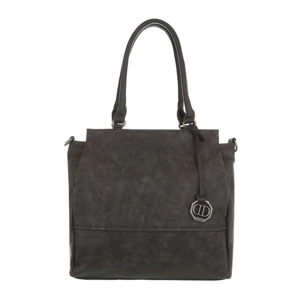 Женская сумка-серый - ТА-6240-130-grey
