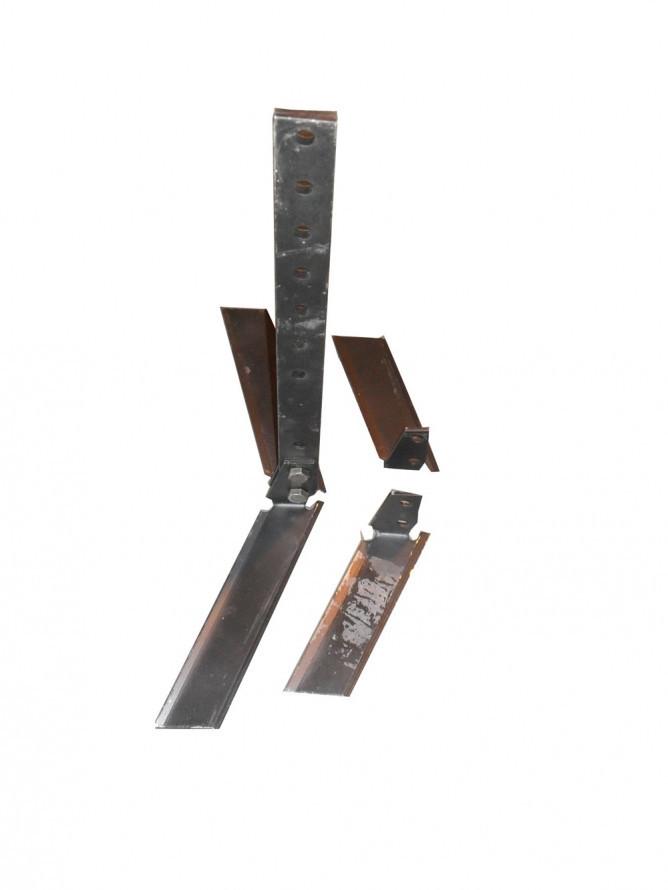 Плоскорез 2 ножа
