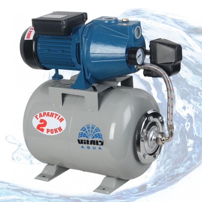 Станция насосная автоматическая Vitals Aqua AJ 950-24e