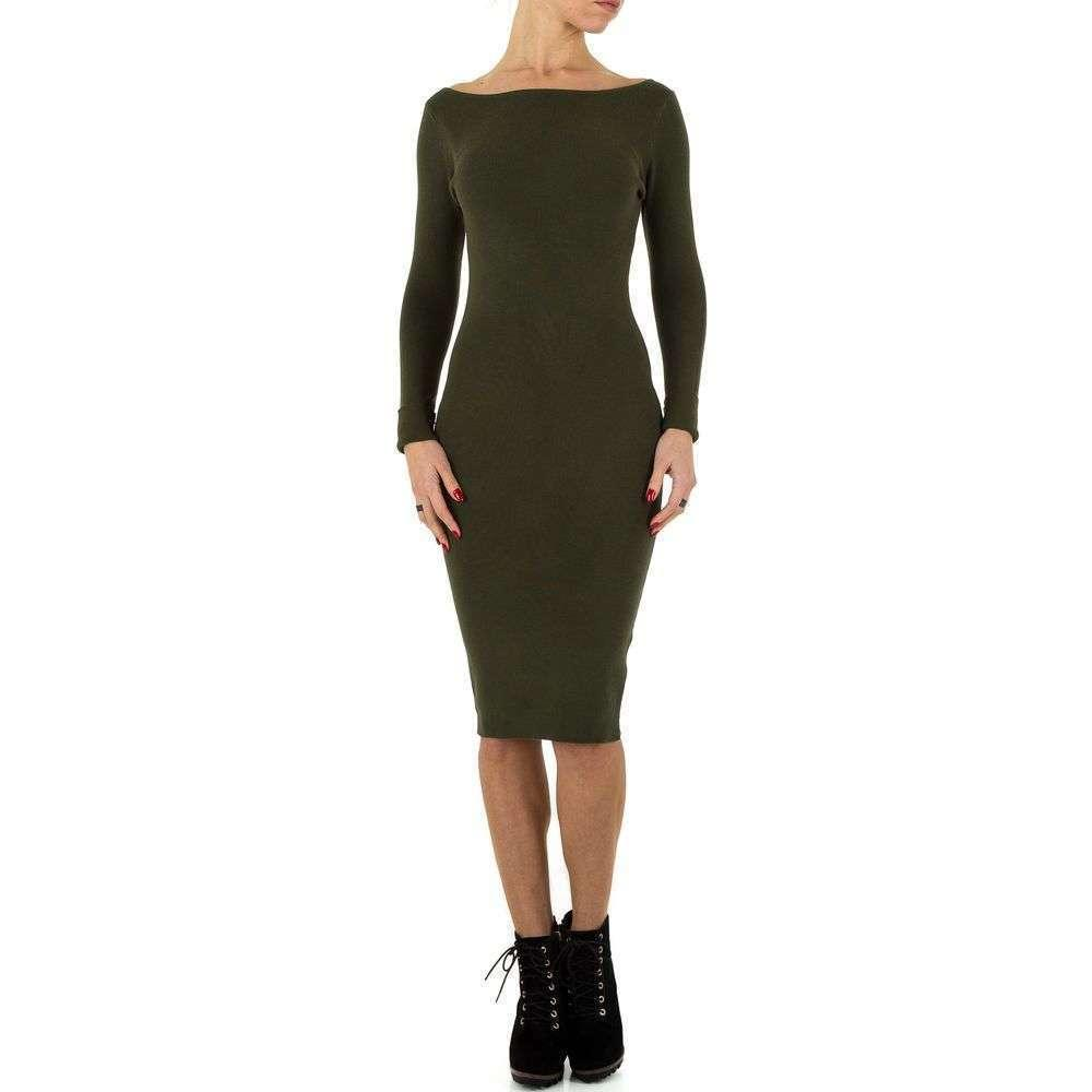 Женское платье от Shk Paris, размер one size - green - KL-K13-зеленый