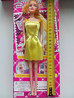 Кукла-барби в подарочной коробке (лялька барбі Barbie в подарунковій упаковці) 1357