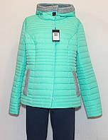 Куртка женская молодежка демисезон (52)