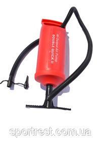 Насос для накачивания резиновый изделий,с клапаном обратного действия Размер 105х360 мм.