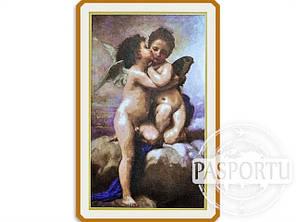 Набор для вышивки картины Ангелочки 133х84см