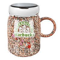 """Кружка керамічна """"Starbucks"""" (450 мл), фото 1"""