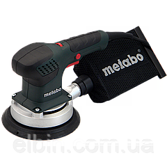 Ексцентрикова шліфувальна машина Metabo SXE 3150