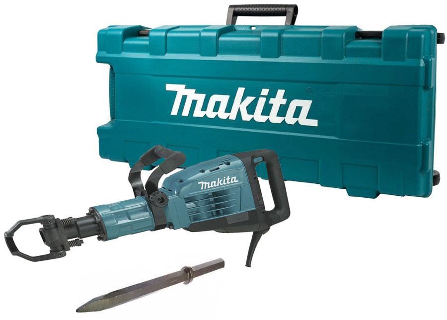 Отбойный молоток Makita HM1307CB + кейс + долото