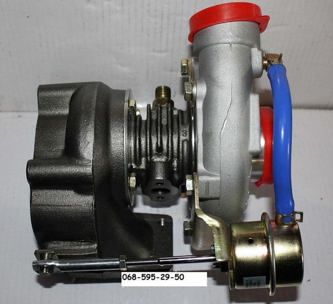 Турбокомпрессор (турбина) автобус ЧАЗ А074