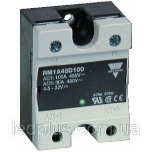 Твердотельное реле 100А RM1A48D100  (42~530VAC)