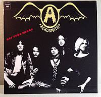 CD диск Aerosmith - Get Your Wings