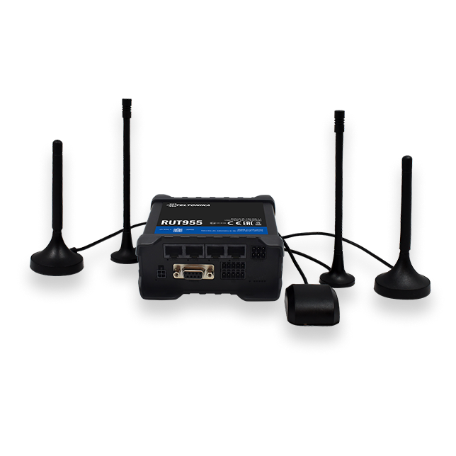 Маршрутизатор Teltonika RUT955 2G/3G/4G Router Dual-SIM