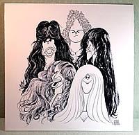 CD диск Aerosmith - Draw the Line