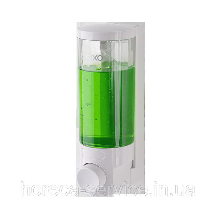 Диспенсер-дозатор одинарный жидкого мыла 300млг Rixo Lungo S006W