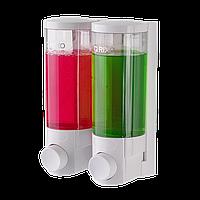 Диспенсер-дозатор жидкого мыла Rixo Lungo SW006W