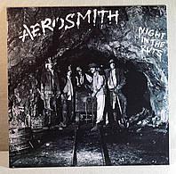 CD диск Aerosmith - Night in the Ruts